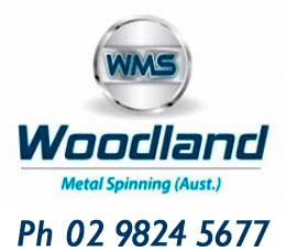 Woodland Metal Spinning 9824 5677