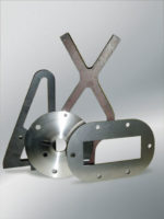 CNC laser cut components