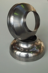 <h5>Stainless Steel Reducer</h5><p>Air conditioning ducting reducer</p>